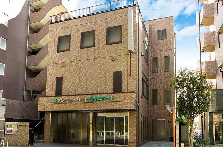 ホール | セレモニーハート西大島ホール | 東京都江東区の家族葬対応葬儀式場
